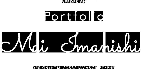 portfolio Mai Imanishi